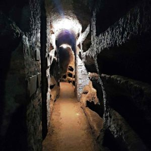 Rome Underground: Catacombs, St. Clement's Church and Ancient Roman Walls